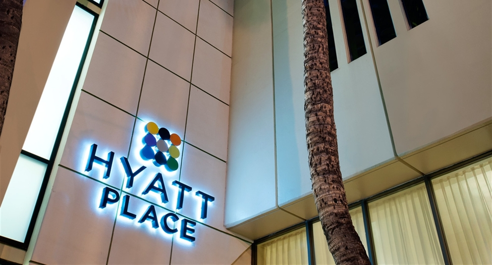 Hyatt Place Waikiki Beach ADA Statement