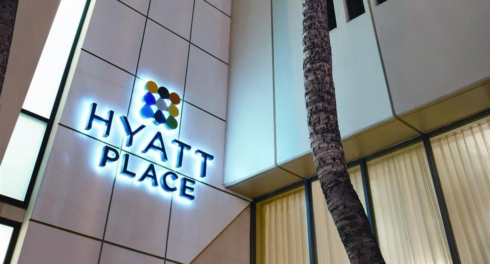 Hyatt Place Waikiki
